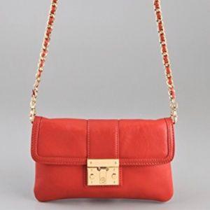 Tory Burch Leather Norah Flap Envelope Bag - NWT